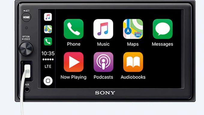 Esistono anche impianti di terze parti per aggiungere CarPlay alla propria auto