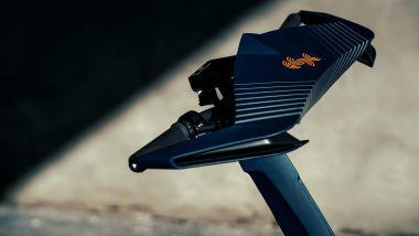 Eskootr S1-X, un tasto sul manubrio scatena la massima potenza