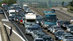 Esodo estivo, le previsioni del traffico di luglio, agosto e settembre