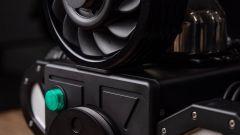Espresso Veloce RS Black Edition: la