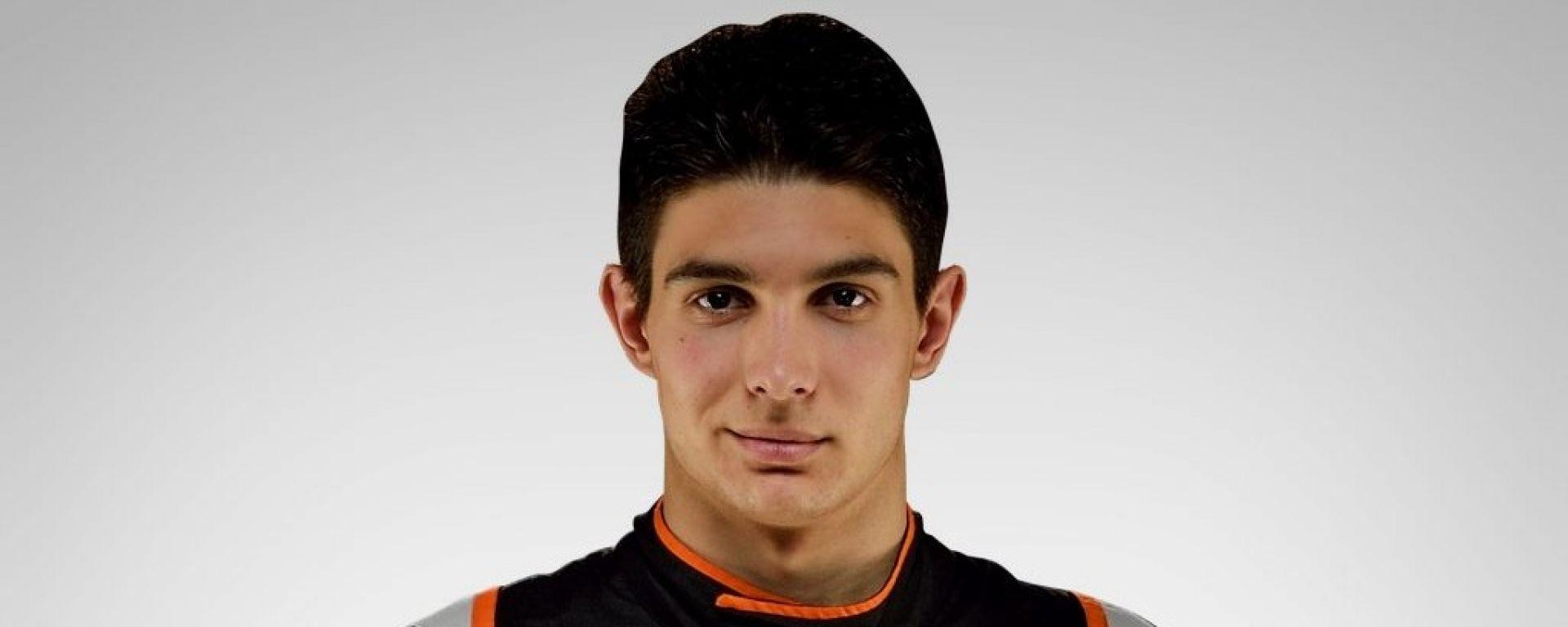 Esteban Ocon #31
