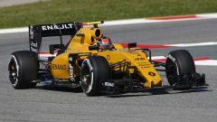 Esteban Ocon - collaudatore Renault (2016)