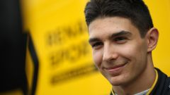 Esteban Ocon, test drive Renault a Hockenheim, GP Germania 2016