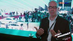 Mercedes EQ- la nuova concezione di Suv - Salone di Parigi 2016
