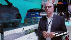 Eugenio Blasetti, Press Relations Manager Mercedes-Benz Italia