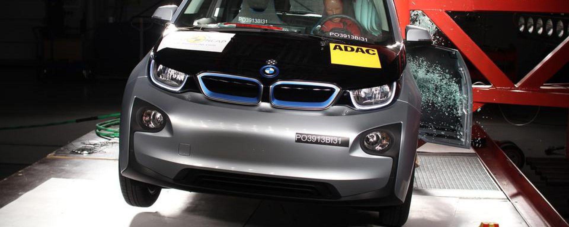 Euro NCAP: gli ultimi risultati