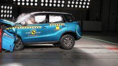Euro NCAP: niente quinta stella per la 500X - Immagine: 6