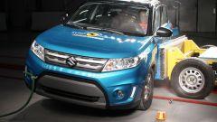 Euro NCAP: niente quinta stella per la 500X - Immagine: 4