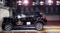 Euro NCAP: niente quinta stella per la 500X - Immagine: 1