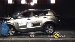Euro NCAP: le cinque migliori del 2010 - Immagine: 47