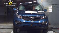 Euro NCAP: le cinque migliori del 2010 - Immagine: 48