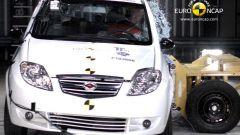 Euro NCAP: le cinque migliori del 2010 - Immagine: 52
