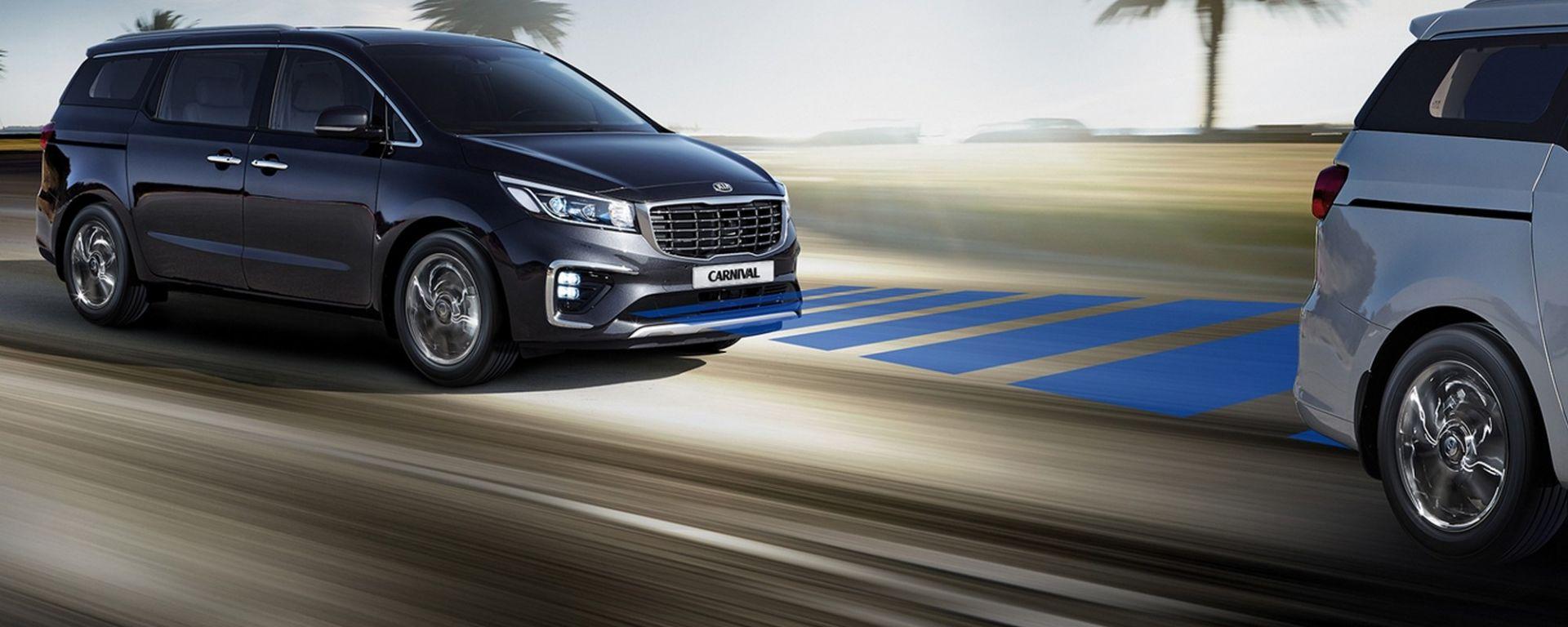 Euro NCAP, primi test sui sistemi di assistenza alla guida