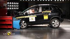 Euro NCAP: Trax e Captur mettono la quinta (stella) - Immagine: 19