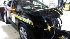 Euro NCAP: Trax e Captur mettono la quinta (stella) - Immagine: 20