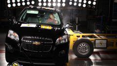 Euro NCAP: Trax e Captur mettono la quinta (stella) - Immagine: 21