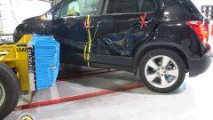Euro NCAP: Trax e Captur mettono la quinta (stella) - Immagine: 18