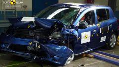 Euro NCAP: Trax e Captur mettono la quinta (stella) - Immagine: 14