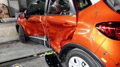 Euro NCAP: Trax e Captur mettono la quinta (stella) - Immagine: 5