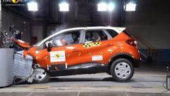 Euro NCAP: Trax e Captur mettono la quinta (stella) - Immagine: 4