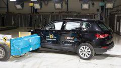 EuroNCAP 2016: i risultati di Alfa Giulia, Seat Ateca e VW Tiguan - Immagine: 11