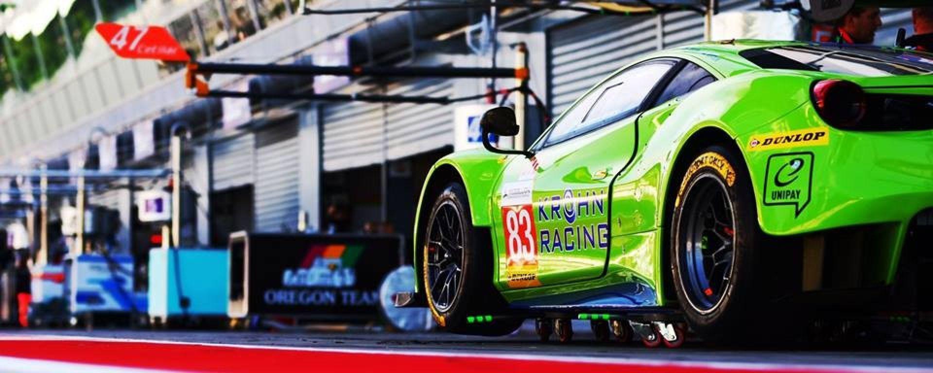 European Le Mans 2018 a Monza: info, orari, biglietti e programma