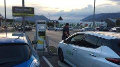 EVA+: si possono ricaricare due auto contemporaneamente