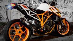 KTM Super Duke 1290 R: tre nuovi scarichi firmati Exan
