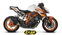 Exan ridisegna il lato B della KTM Super Duke 1290 R - Immagine: 3