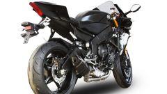 Exan: sistema di scarico completo 4in1 per Yamaha YZF-R6