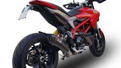 Exan X-Black Evo per Ducati Hypermotard