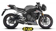 Exan X-Black Ovale Carbonio