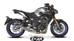 Exan X-GP Inox, basso