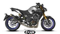 Exan X-GP Inox Nero