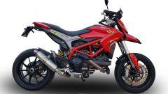 Exan X-Gp per Ducati Hypermotard