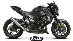 Exan  X-GP per Suuki GSX-S 750