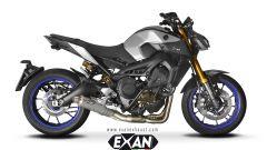 Exan X-GP Titanio, basso