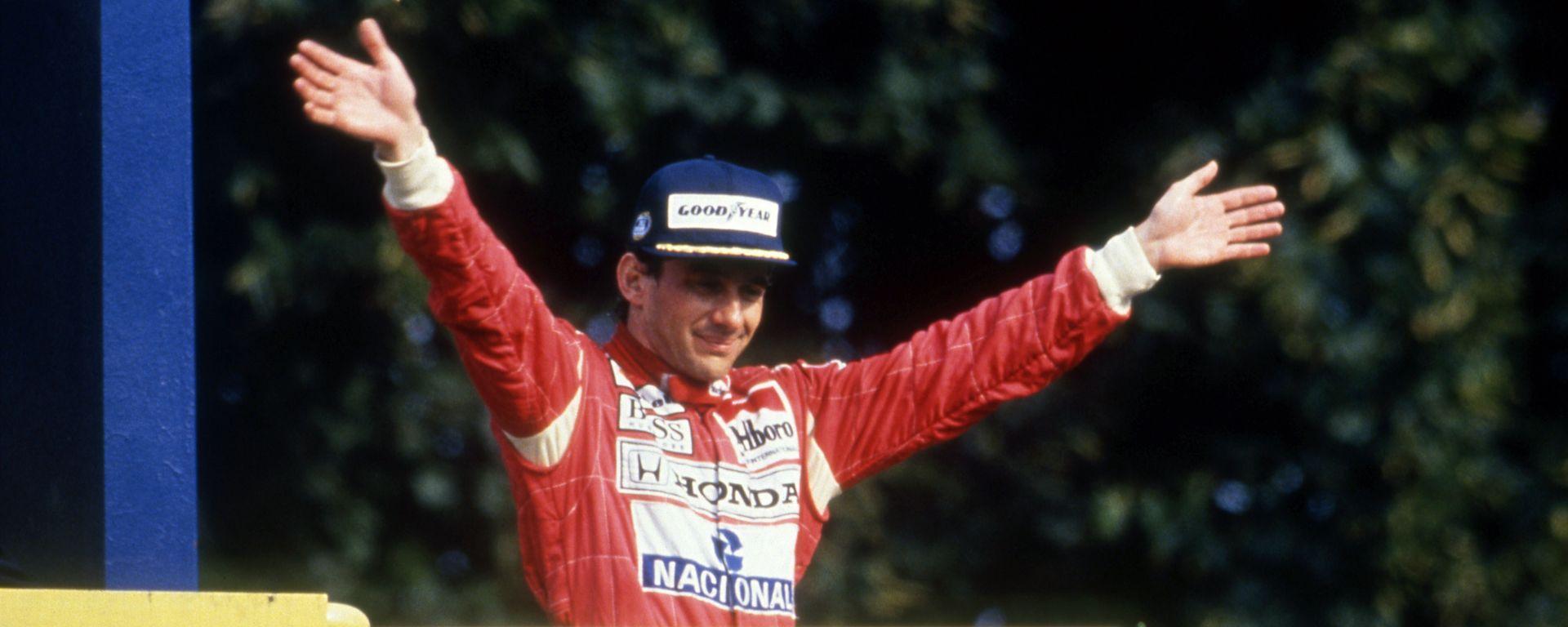 F1 1992: Ayrton Senna (McLaren)