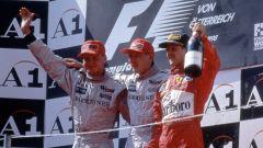 La McLaren voleva ingaggiare Michael Schumacher