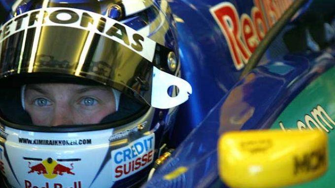 F1 2001: Kimi Raikkonen (Sauber)