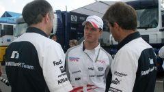 Schumacher duro con la famiglia Williams