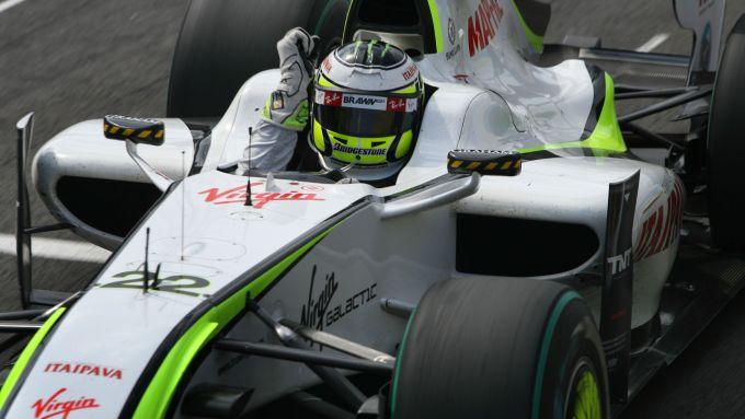 F1 2009: Jenson Button (Brown GP)