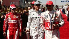 Alonso: perché Schumacher è meglio di Hamilton