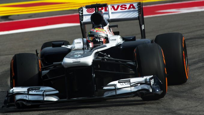F1 2013: Pastor Maldonado (Williams)