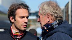 F1 2014, Jean-Eric Vergne e Helmut Marko ai tempi della Toro Rosso