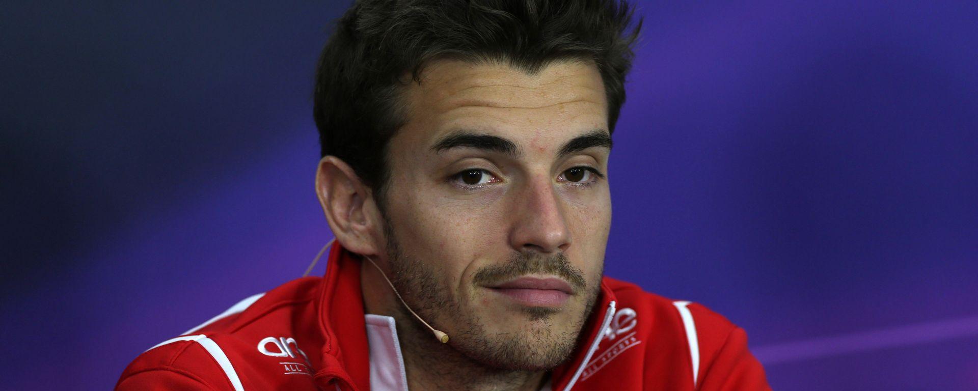 F1 2014: Jules Bianchi (Marussia)