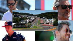 F1 2016: anteprima GP Belgio