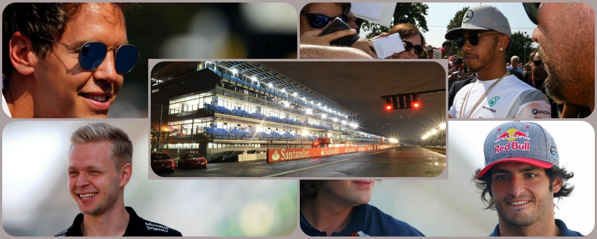 F1 2016: anteprima GP Italia