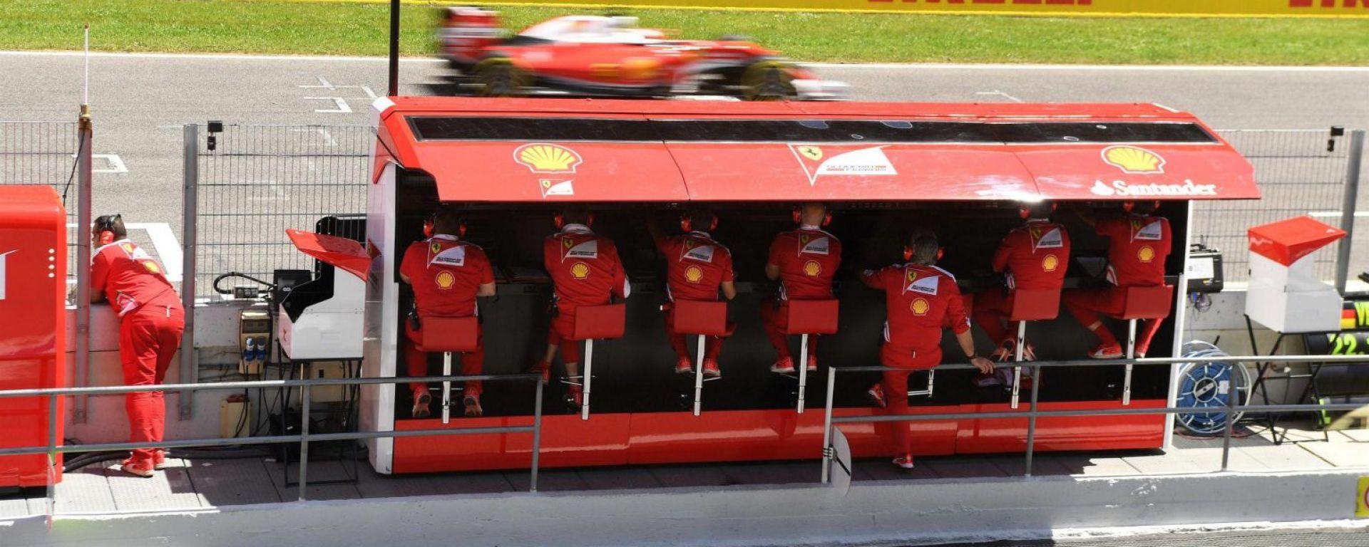 F1 2016: le dichiarazioni di Arrivabene dopo il GP di Spagna