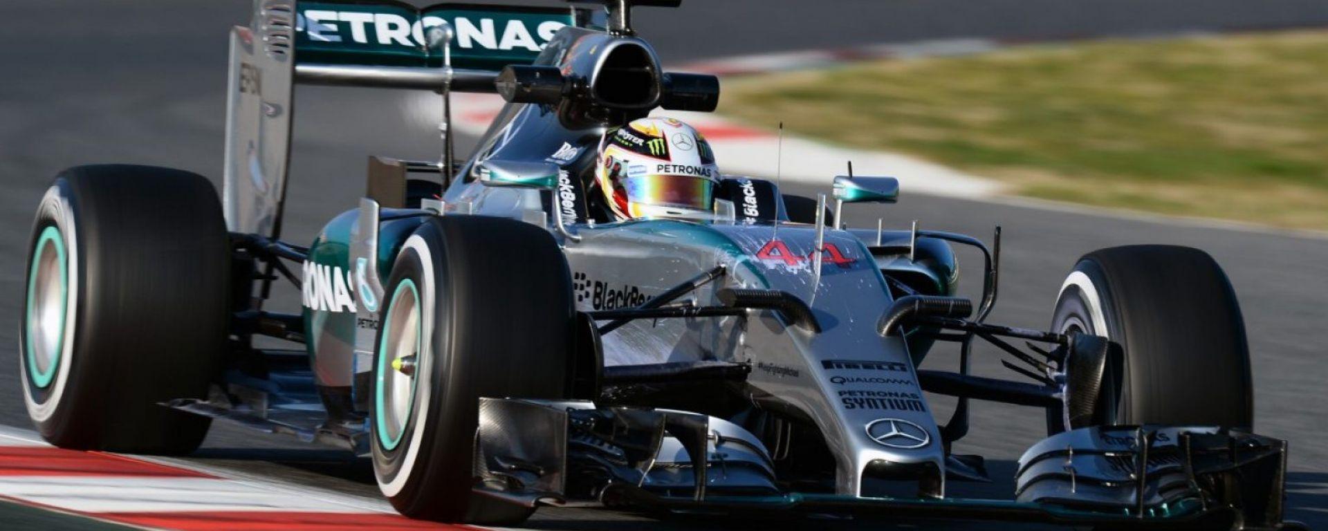 F1 2016: gli uomini dietro al dominio Mercedes
